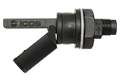 Sensor de Nivel (Interruptor de Nivel) LF322E-M12 con Plug M12, para Depósitos con Hueco Estrecho